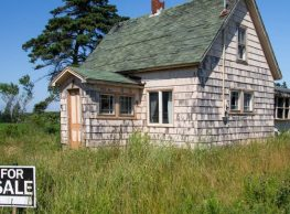 Buying a Vacant Home
